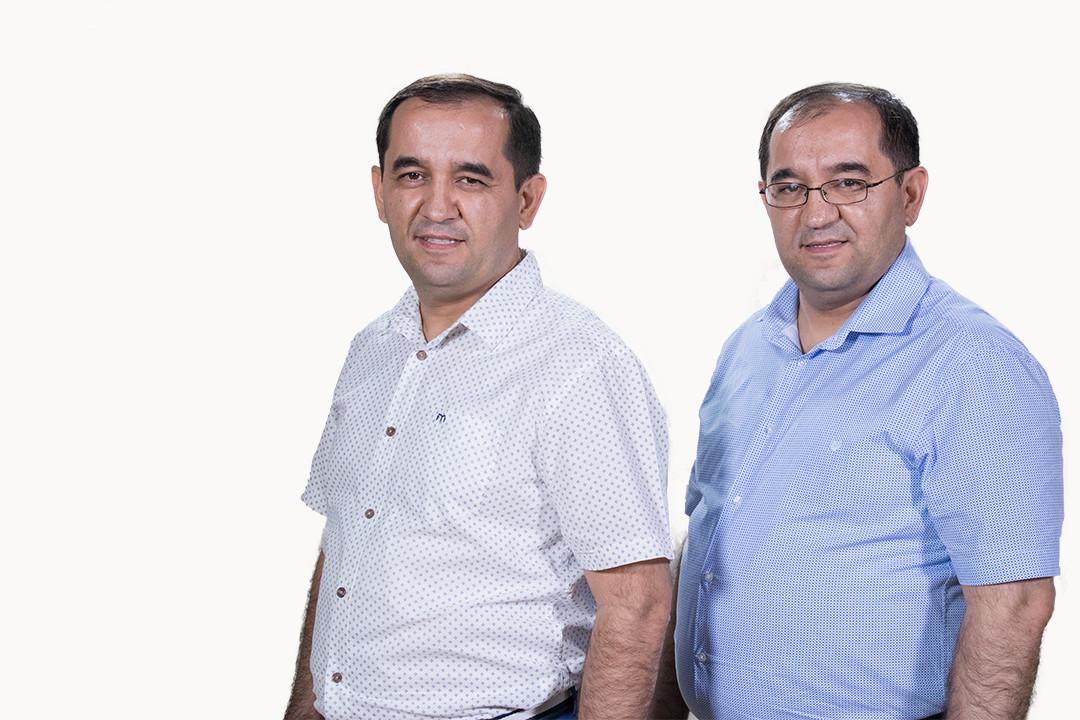 Хасан и Хусан Мамасаидовы