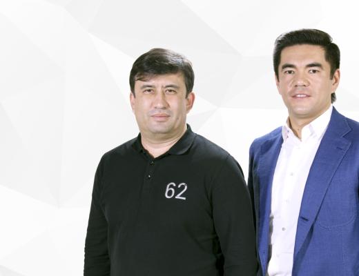 Мурад Назаров и Улугбек Ходжиахмедов